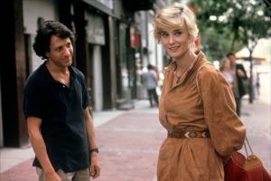 Tootsie: Dustin Hoffman, Jessica Lange
